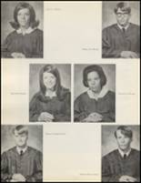 1971 Quanah High School Yearbook Page 10 & 11