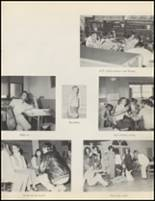 1971 Quanah High School Yearbook Page 20 & 21