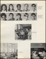 1971 Quanah High School Yearbook Page 26 & 27
