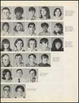 1971 Quanah High School Yearbook Page 30 & 31