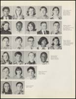 1971 Quanah High School Yearbook Page 36 & 37