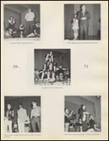 1971 Quanah High School Yearbook Page 48 & 49