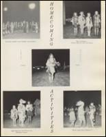 1971 Quanah High School Yearbook Page 52 & 53