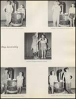 1971 Quanah High School Yearbook Page 68 & 69