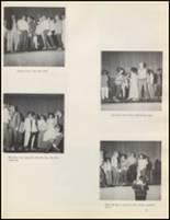1971 Quanah High School Yearbook Page 74 & 75