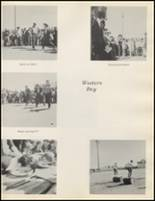 1971 Quanah High School Yearbook Page 78 & 79