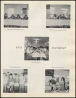 1971 Quanah High School Yearbook Page 82 & 83