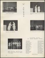 1971 Quanah High School Yearbook Page 92 & 93