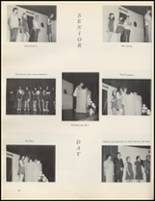 1971 Quanah High School Yearbook Page 94 & 95
