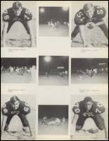 1971 Quanah High School Yearbook Page 120 & 121