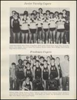 1971 Quanah High School Yearbook Page 128 & 129