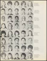 1971 Quanah High School Yearbook Page 148 & 149
