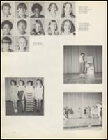 1971 Quanah High School Yearbook Page 150 & 151