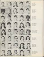 1971 Quanah High School Yearbook Page 152 & 153