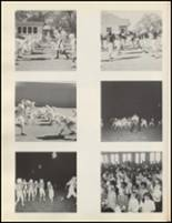 1971 Quanah High School Yearbook Page 156 & 157