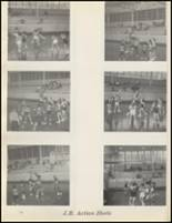 1971 Quanah High School Yearbook Page 158 & 159