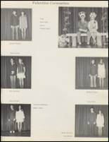 1971 Quanah High School Yearbook Page 164 & 165