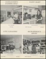 1971 Quanah High School Yearbook Page 174 & 175