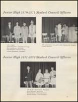 1971 Quanah High School Yearbook Page 192 & 193