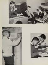 1965 Hanover High School Yearbook Page 12 & 13