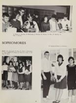 1965 Hanover High School Yearbook Page 98 & 99