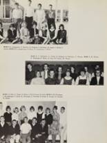 1965 Hanover High School Yearbook Page 110 & 111
