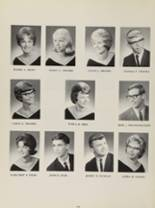 1965 Hanover High School Yearbook Page 120 & 121