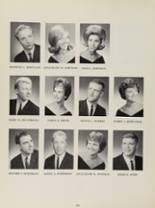 1965 Hanover High School Yearbook Page 124 & 125