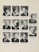 1965 Hanover High School Yearbook Page 126 & 127