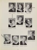 1965 Hanover High School Yearbook Page 136 & 137