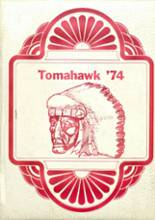 1974 Yearbook Saranac High School