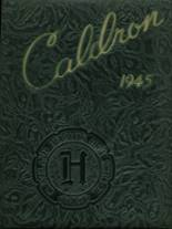 1945 Yearbook Cleveland Heights High School