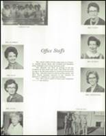 1964 Westminster High School Yearbook Page 20 & 21