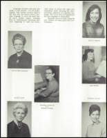 1964 Westminster High School Yearbook Page 22 & 23