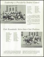 1964 Westminster High School Yearbook Page 36 & 37