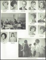 1964 Westminster High School Yearbook Page 38 & 39