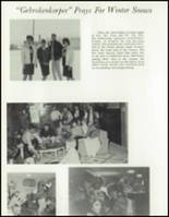 1964 Westminster High School Yearbook Page 42 & 43