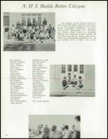 1964 Westminster High School Yearbook Page 48 & 49