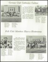 1964 Westminster High School Yearbook Page 50 & 51