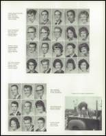1964 Westminster High School Yearbook Page 100 & 101