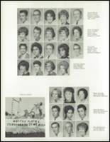 1964 Westminster High School Yearbook Page 102 & 103