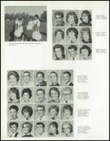 1964 Westminster High School Yearbook Page 104 & 105