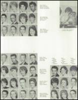 1964 Westminster High School Yearbook Page 110 & 111