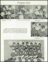 1964 Westminster High School Yearbook Page 128 & 129