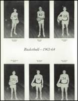 1964 Westminster High School Yearbook Page 130 & 131
