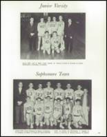 1964 Westminster High School Yearbook Page 132 & 133