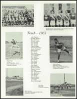 1964 Westminster High School Yearbook Page 142 & 143
