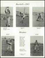 1964 Westminster High School Yearbook Page 144 & 145