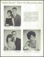 1964 Westminster High School Yearbook Page 154 & 155