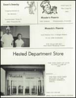 1964 Westminster High School Yearbook Page 186 & 187